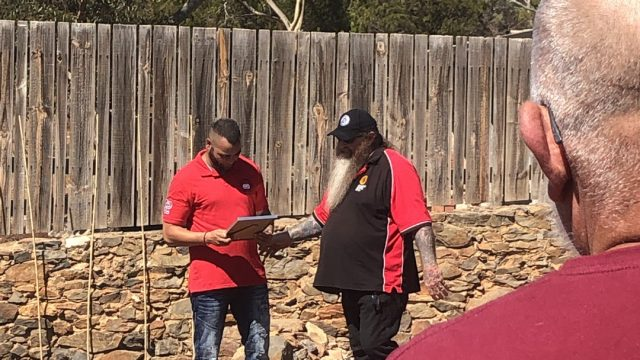 Double Graduation at LTW with NITV